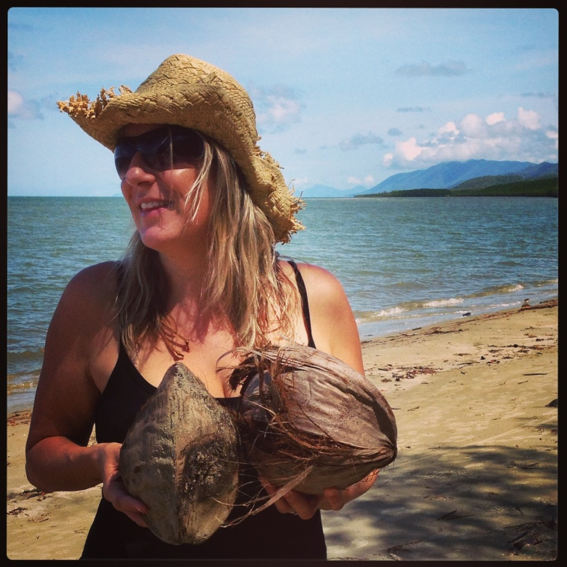 A lovely bunch of coconuts!