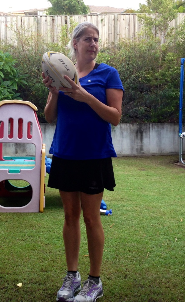 Leaping back on the netball court after a 17-year hiatus